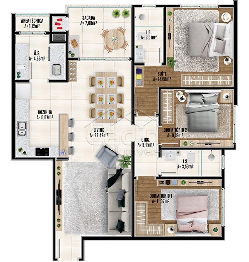 Comprar Apartamento / Padrão em Navegantes R$ 520.000,00 - Foto 10