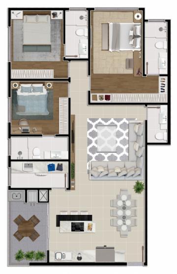 Comprar Apartamento / Padrão em Navegantes R$ 800.000,00 - Foto 19